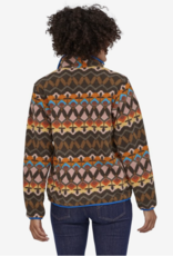Patagonia W's LW Synchilla Snap T Pullover