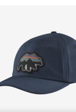 Trad Cap- Navy w/ Bear