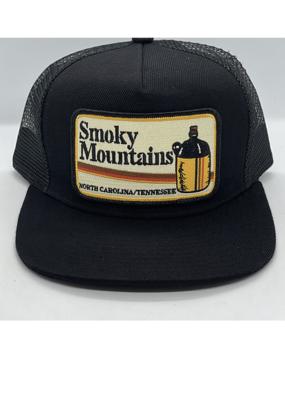 Venture Smokey Mountains Black Townie Trucker