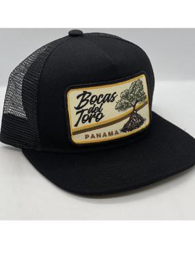 Venture Bocas Del Toro Black Townie Trucker
