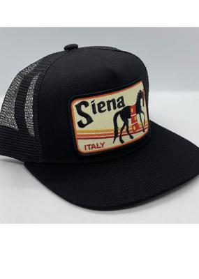 Venture Siena Black Townie Trucker