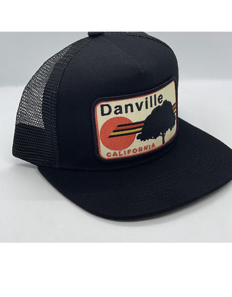 Venture Danville Black Patch 2 Townie Trucker