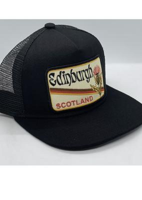 Venture Edinburgh Black Townie Trucker