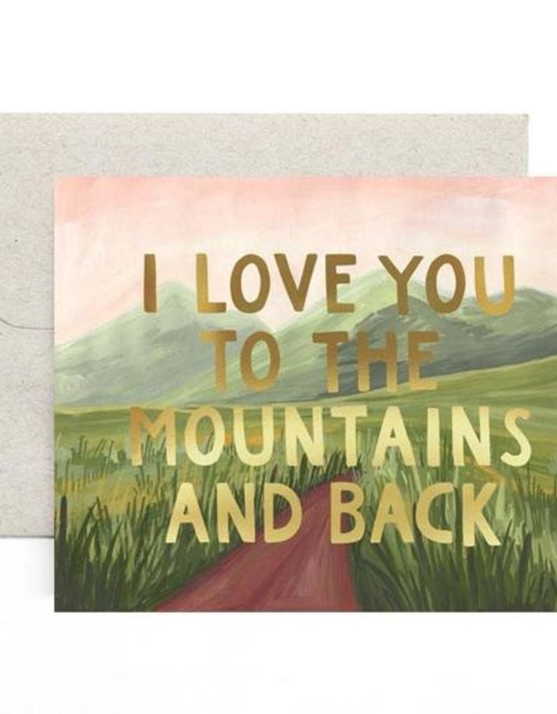 Love You 2 Mountains