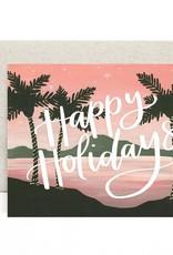 Happy Holidays Palms