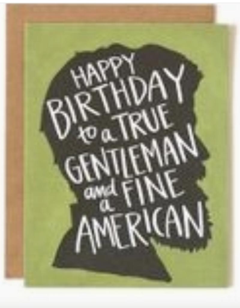 Lincoln Birthday