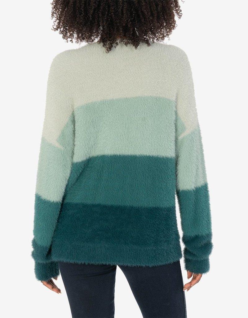 Kut Maisie Scoop Neck Pull On Sweater