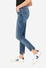 Kut Reese Ankle Straight Leg Jean