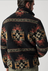 Faherty Good Feather Sherpa Full Zip
