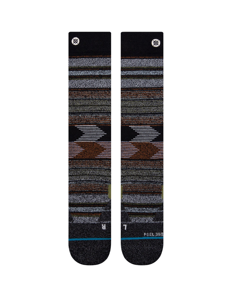 Stance Forest Cover Snow Socks