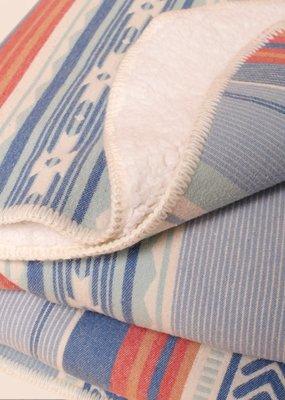 Faherty Sherpa Throw Blanket