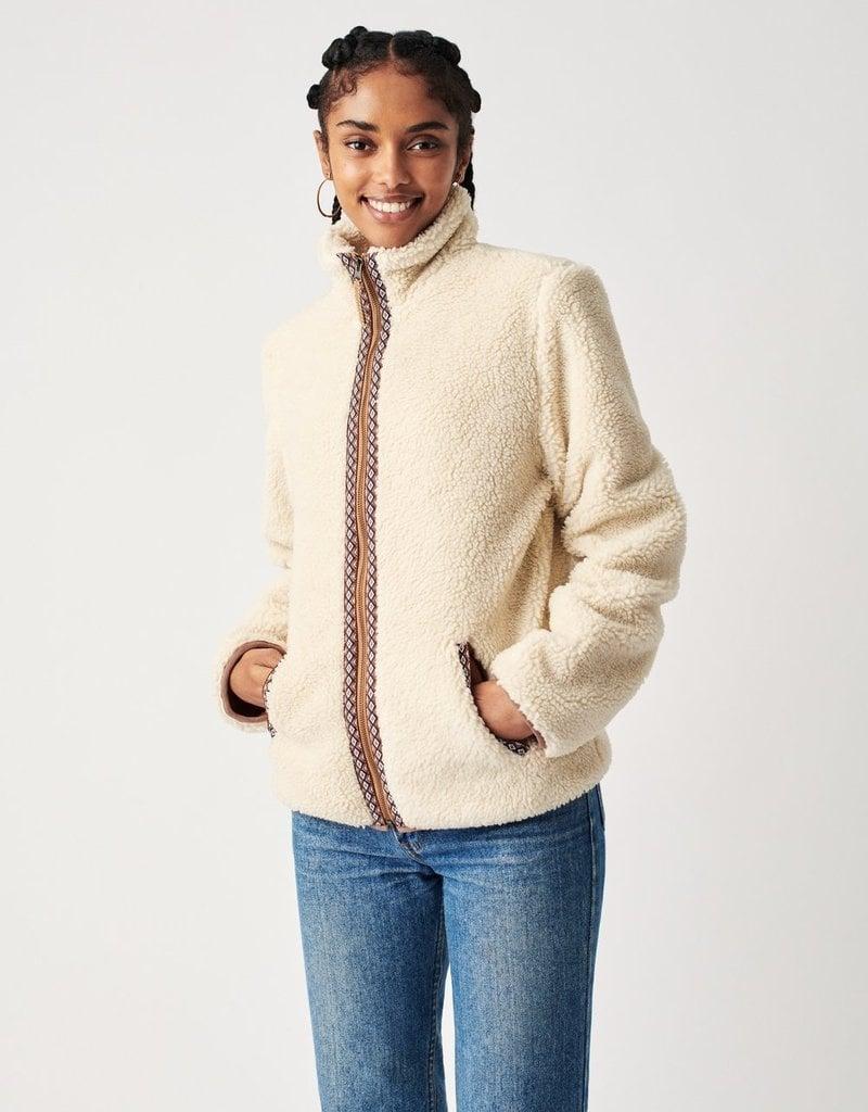 Faherty Ashbury Sherpa Jacket