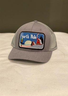 Venture North Pole Grey  Lo Pro
