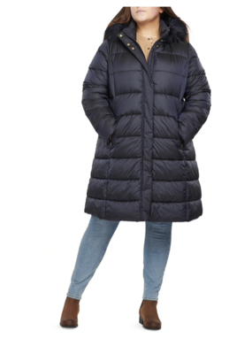 Barbour Crinan Quilted Hooded Jacket