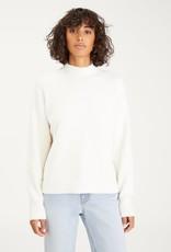 Sanctuary Plush Mock Neck Sweater