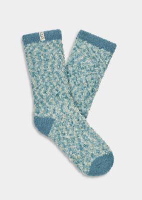 Ugg Cozy Chenille Sock- Mediterranean Blue