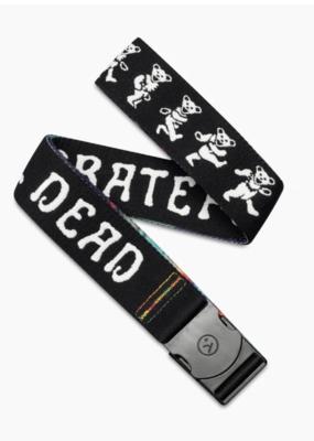 Arcade Belts Greatful Dead Dancing Bears/Black