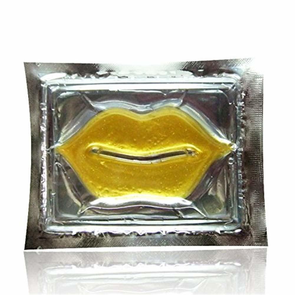 PURO ANTI-AGING 24K GOLD & COLLAGEN LIP MASK - MẶT NẠ MÔI VÀNG & COLLAGEN