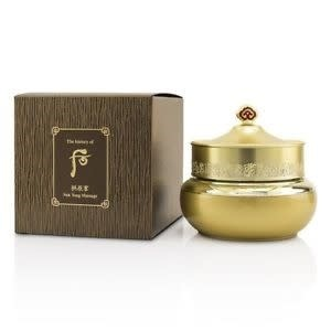 The History of Whoo WH GJH INYANG NOKYONG MASSAGE 100ML - KEM MASSAGE DA MẶT LỘC NHUNG WHOO NOK YONG - 100ML