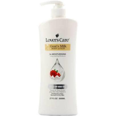 Lover's Care LOV BODY LOTION 27 OZ - ROSE HIP - LOTION DƯỠNG ẨM CƠ THỂ 27OZ  - CHIẾT XUẤT NỤ TẦM XUÂN
