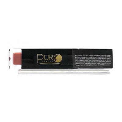 PURO PURO LIP STAIN 04 - SON MÔI KHÔNG TRÔI DẠNG KEM PURO (MÀU NUDE HỒNG) #04