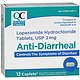 Quality Choice QC ANTI-DIARRHEAL LOPERAMIDE 2MG - 12 CAPLETS