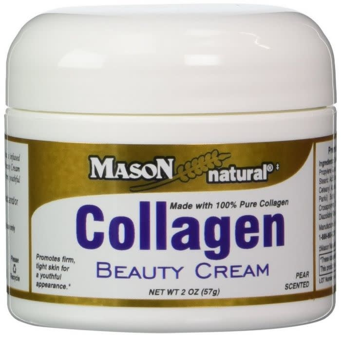 MASON VIT MASON NATURAL COLLAGEN BEAUTY CREAM 2 OZ