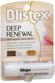 BLISTEX BD BLISTEX DEEP RENEWAL 0.13OZ