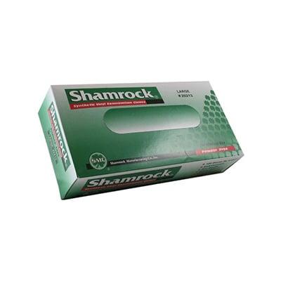 SHAMROCK SHAMROCK GLOVES VINYL POWDER FREE (SMALL) 100CT