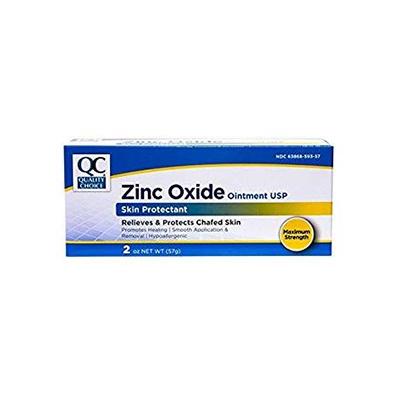 QC QC ZINC OXIDE OINTMENT 2 OZ