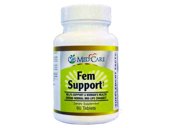 MEDCARE MC FEM SUPPORT 60 TABLET - THUỐC HỖ TRỢ TIỀN MÃN KINH
