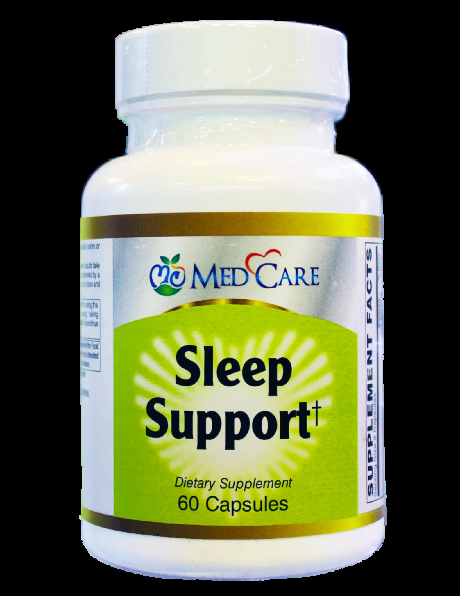 MEDCARE MC SLEEP SUPPORT 60CT - THUỐC GIÚP NGỦ