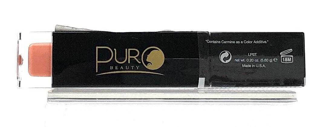 PURO PURO LIP STAIN 01 - SON MÔI KHÔNG TRÔI DẠNG KEM PURO (MÀU CAM NHẠT) #01