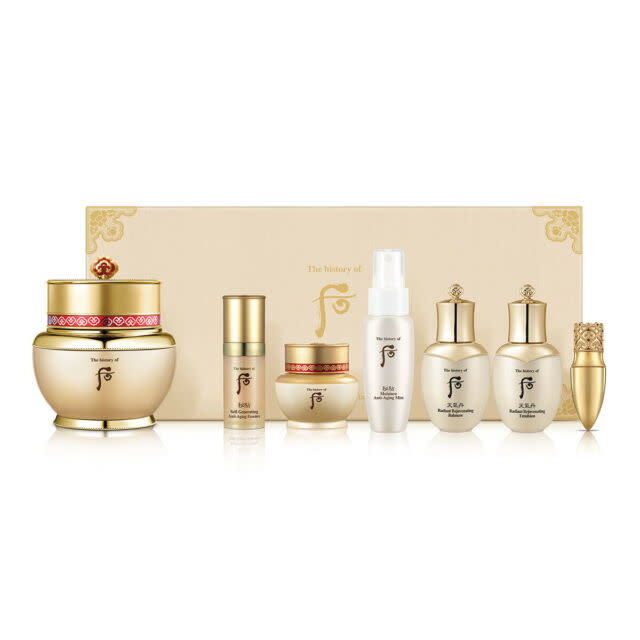 The History of Whoo WH BICHUP JA YOON CREAM SET - 51104536