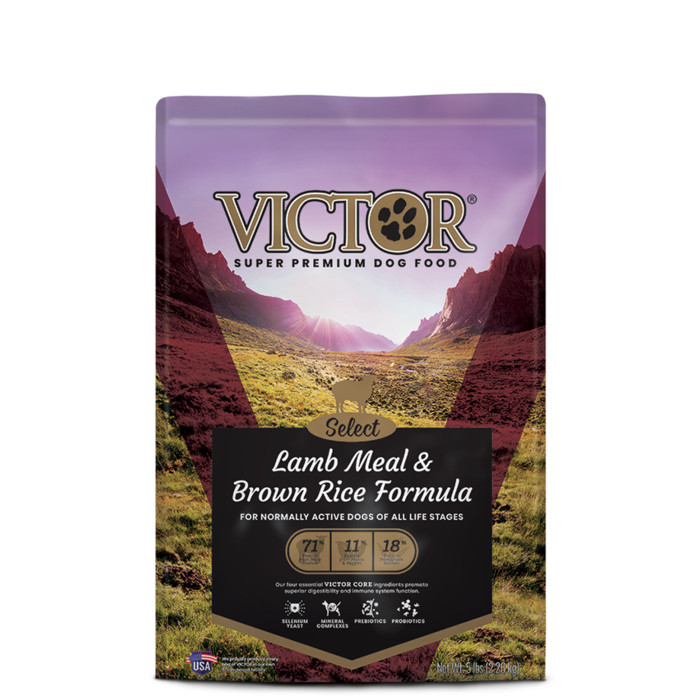 VICTOR Victor Lamb Meal & Brown Rice Dry Dog Food