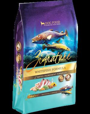 Zignature Zignature Grain Free Dog Food Whitefish 27-Lb
