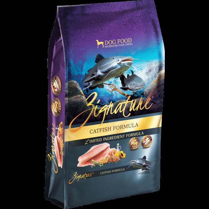 Zignature Zignature Grain Free Dog Food Catfish 27-Lb