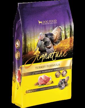 Zignature Zignature Grain Free Dog Food Turkey 27-Lb