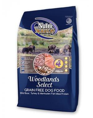 NutriSource NutriSource Grain Free Woodlands Dry Dog Food