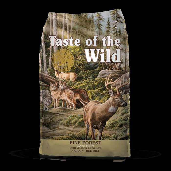 Taste of the Wild Taste of the Wild Grain Free Pine Forest Recipe Dry Dog Food