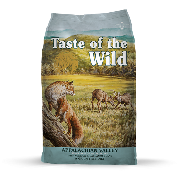 Taste of the Wild Taste of the Wild Grain Free Appalachian Valley Small Breed Recipe Dry Dog Food
