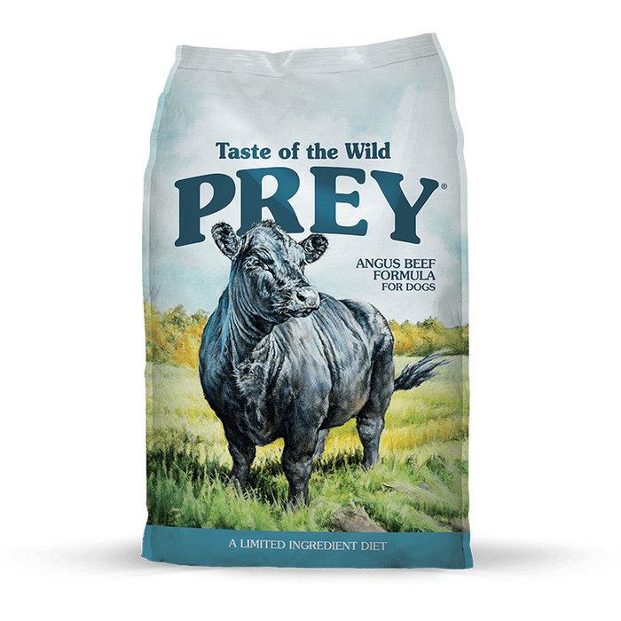 Taste of the Wild Taste of the Wild Grain Free Prey Limited Ingredient Angus Beef Dry Dog Food