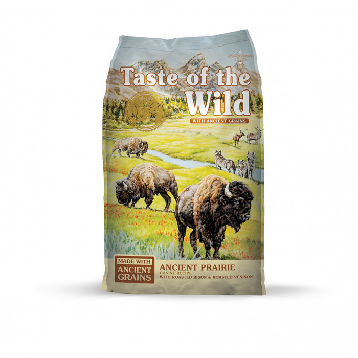 Taste of the Wild Taste of the Wild Ancient Prairie with Ancient Grains Dry Dog Food