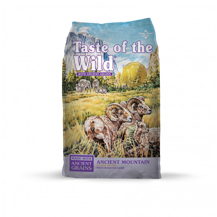 Taste of the Wild Taste of the Wild Ancient Mountain with Ancient Grains Dry Dog Food