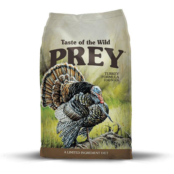 Taste of the Wild Taste of the Wild Grain Free Prey Limited Ingredient Turkey Dry Dog Food