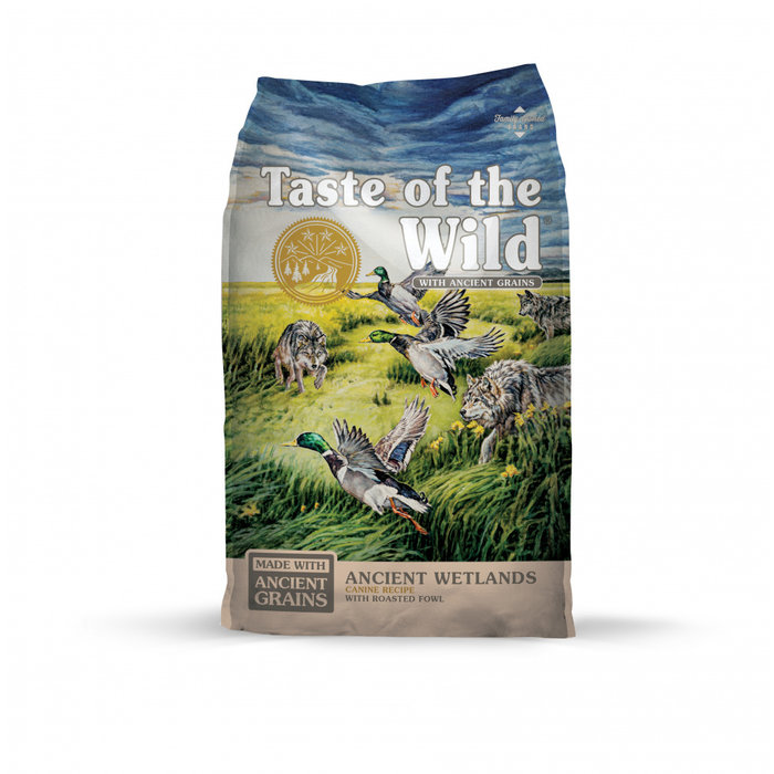 Taste of the Wild Taste of the Wild Ancient Wetlands with Ancient Grains Dry Dog Food
