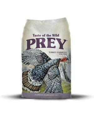 Taste of the Wild Grain Free Prey Limited Ingredient Turkey Dry Cat Food