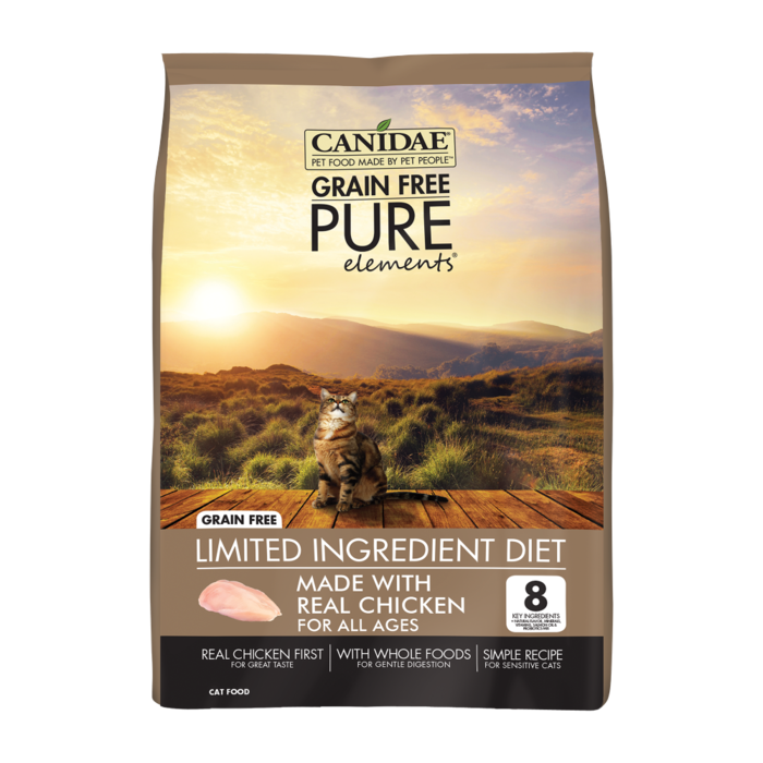 CANIDAE Canidae Grain Free PURE Elements Dry Cat Food