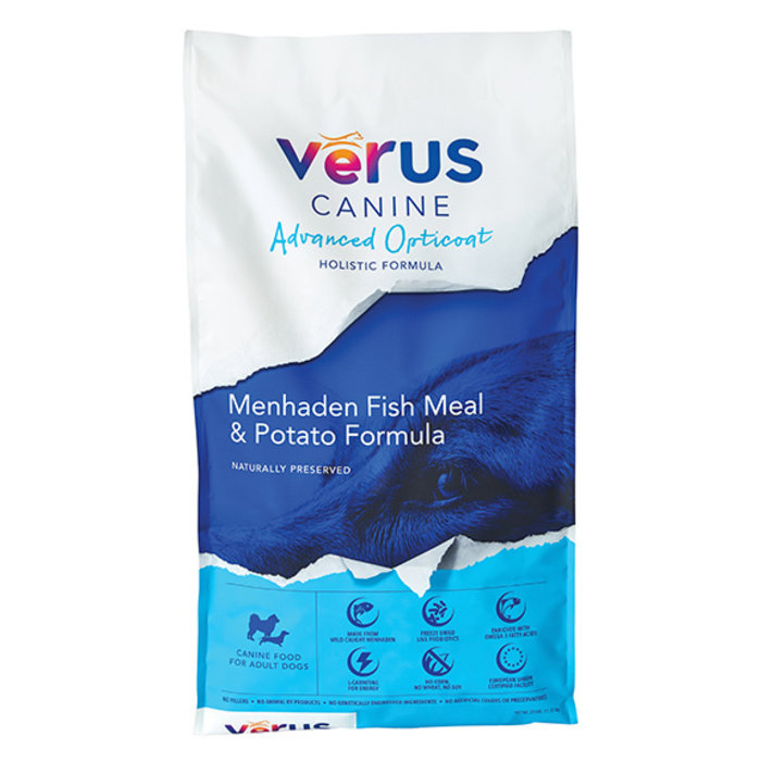 VeRUS VeRUS Advanced Opticoat Menhaden Fish Meal & Potato Recipe Dry Dog Food