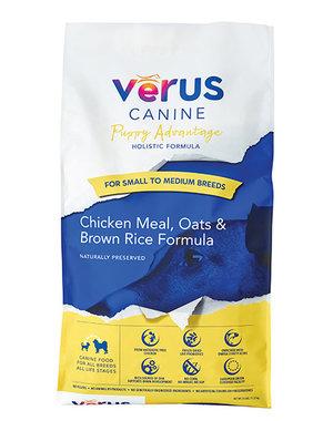 VeRUS VeRUS Puppy Advantage Chicken Meal, Oats & Brown Rice Recipe Dry Dog Food
